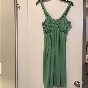 Design History Braided Strap Dress
